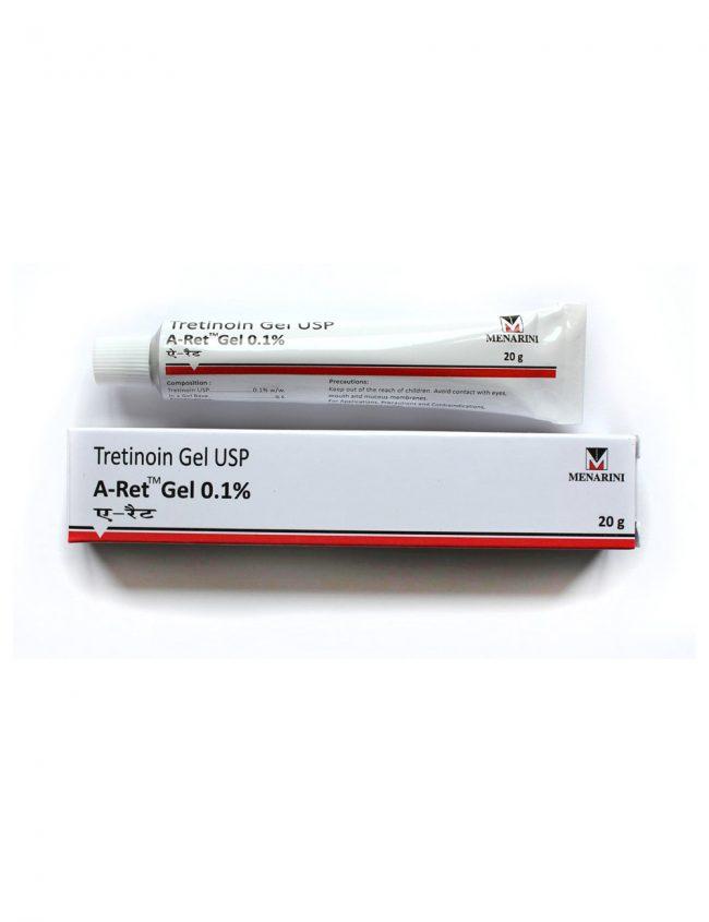 A Ret Gel – Tretinoin Gel USP