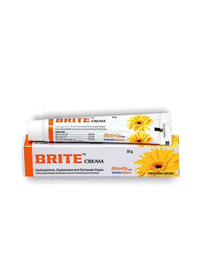 BRITE Hydroquinone 4 Cream 20g