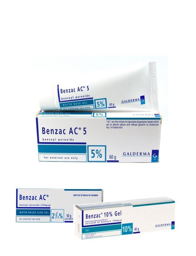 Benzac AC Benzoyl Peroxide Wash