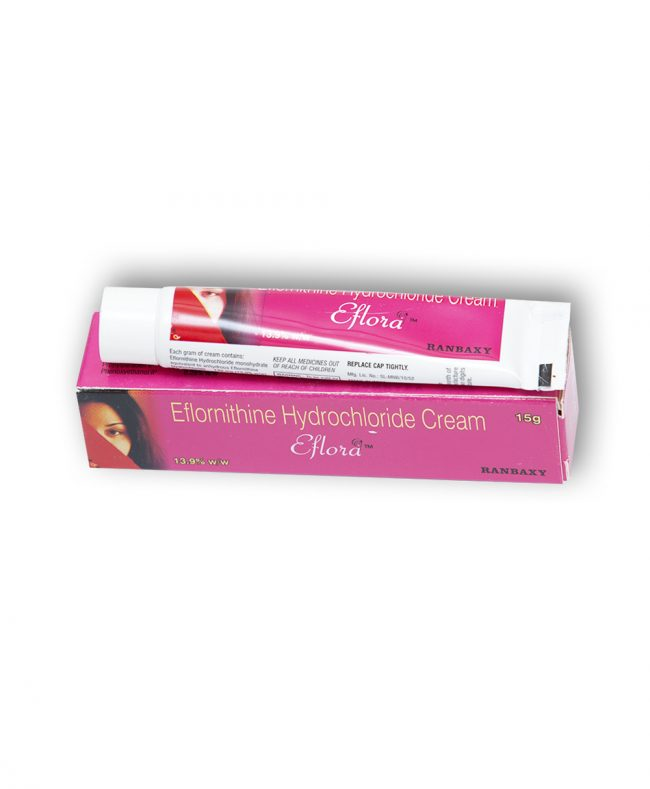 Eflora Cream for Hair Removal