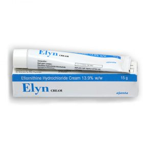 Elyn VANIQA Facial Hair Removal Cream