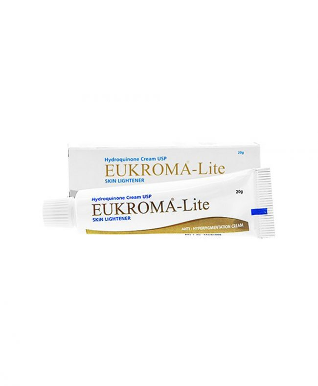 Hydroquinone Eukroma Lite Cream 20g