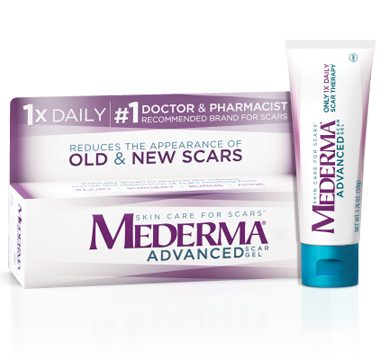 Mederma Advanced Scar Gel For Reducing Scars: Review by Livayush