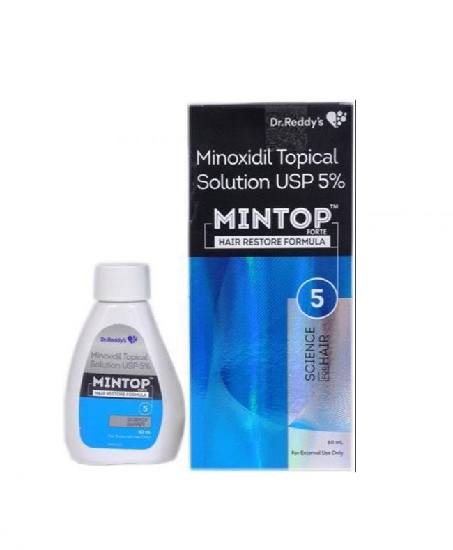 Minoxidil Topical Solution by Dr.Reddy