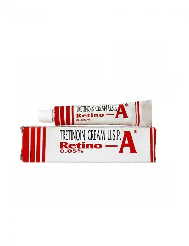 Retino-A Tretinoin Cream USP 20g