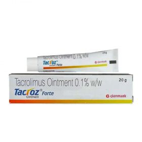 Tacrolimus Ointment Tacroz Forte