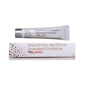 Tri-Luma Cream Hydroquinone 4 Tretinoin Fluocinolone