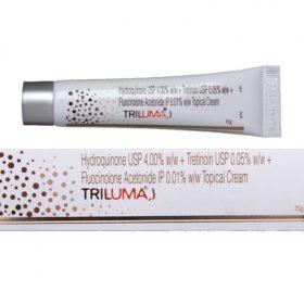 Tri-Luma Cream Hydroquinone 4 Tretinoin Fluocinolone cream