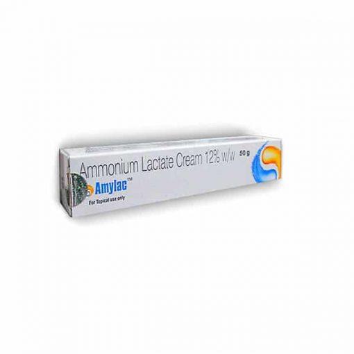 ammonium lactate cream