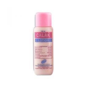 calamine lotion