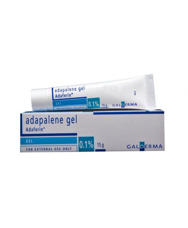 Adapalene Gel Adaferin 0.1%