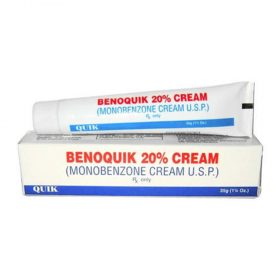 Benoquik 20% Cream Monobenzone