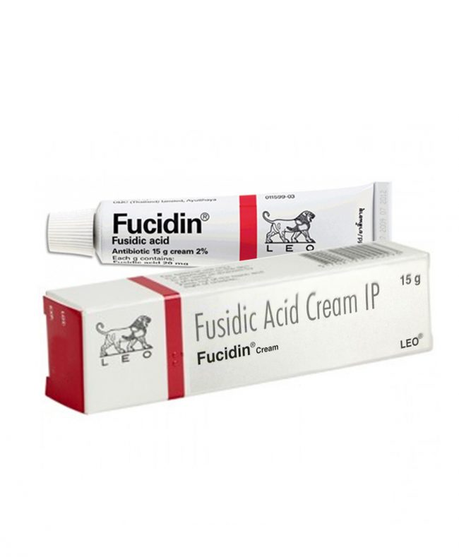 Fucidin Fusidic Acid 2 Cream 15g
