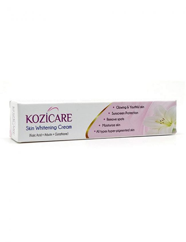 Kozicare Skin Whitening Cream 15gm 2