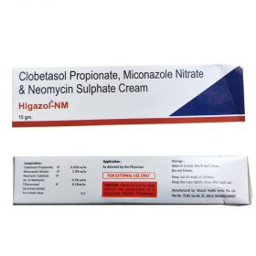 Clobetasol Propionate Cream 15gm