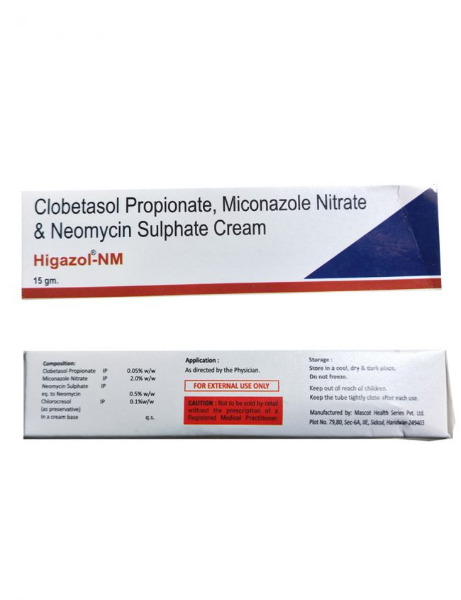 Clobetasol Propionate Cream 15gm 3
